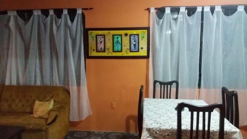 La casita nueva de Doña Ana