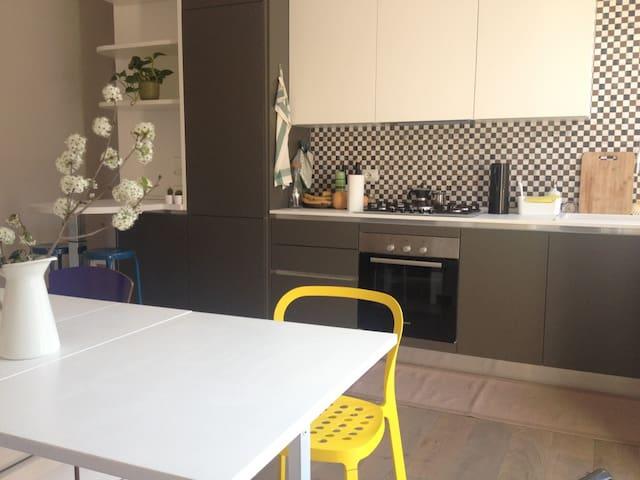 Bright and cosy apartment Bologna - Bolonia - Apartament