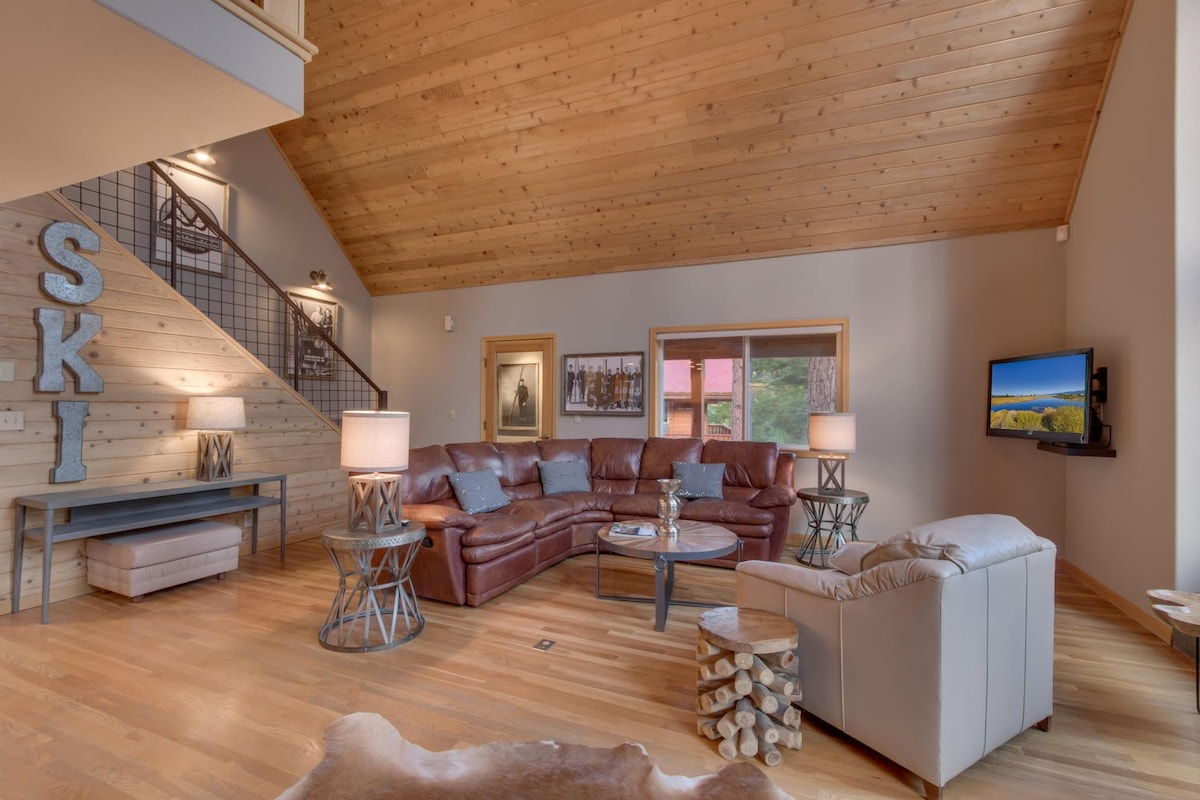Wolf tree chalet northstar w tennis pool gym houses for
