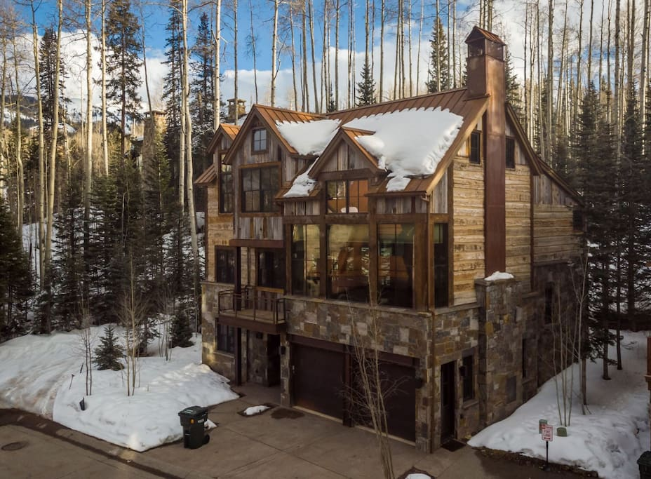 20 Trails Edge - Steps from the ski run, all the comfort and luxury you deserve