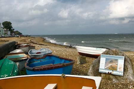 Tollgate Cottage, Seaview, Isle of Wight - Seaview - 独立屋