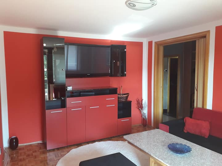 Apartment Red Star