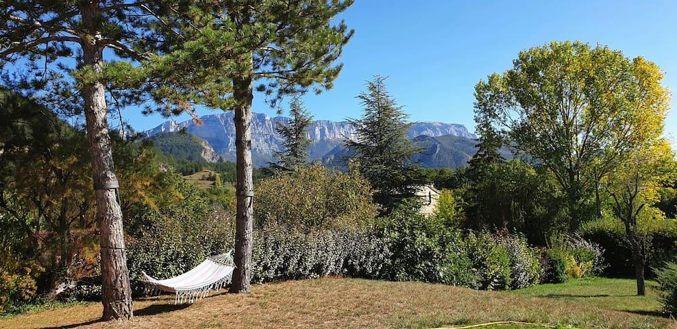 Grande villa entre Vercors et Drôme provencale