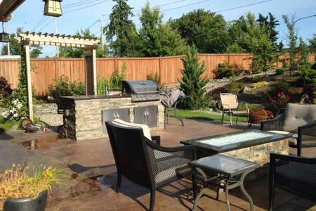 Great to entertain! Lots of space. - Federal Way - Huis