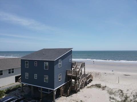 Oak Island Beach House #2