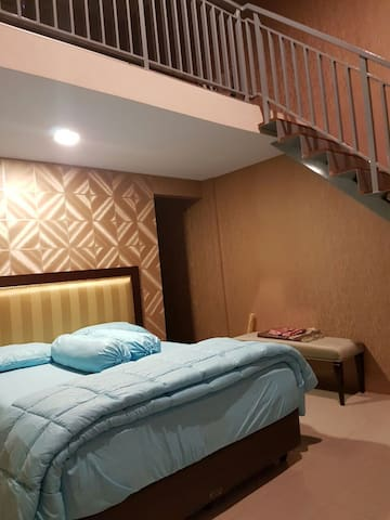 Great Value 2-Story Room at Cilandak South Jakarta