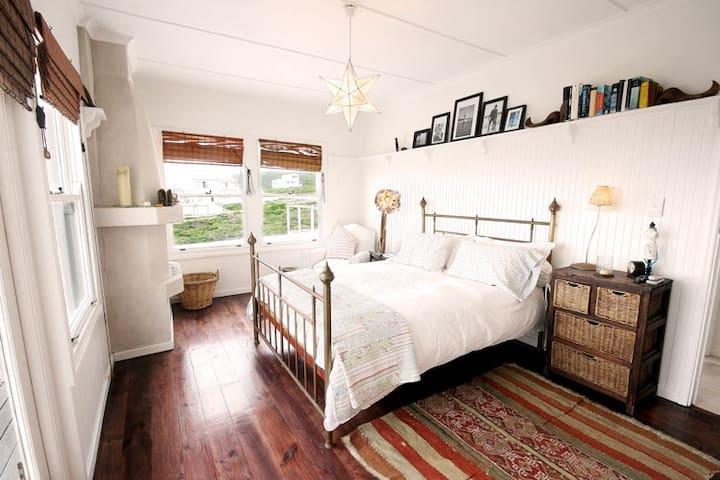 Bedroom 2 (main house, top floor)