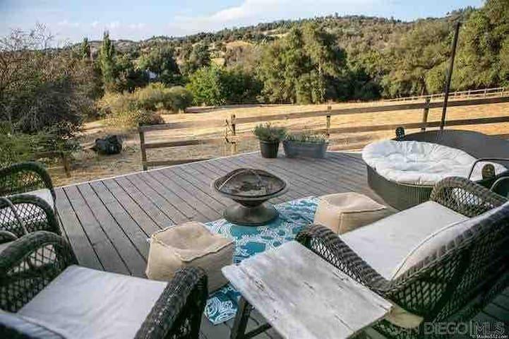 Private Luxury Retreat in Beautiful Julian