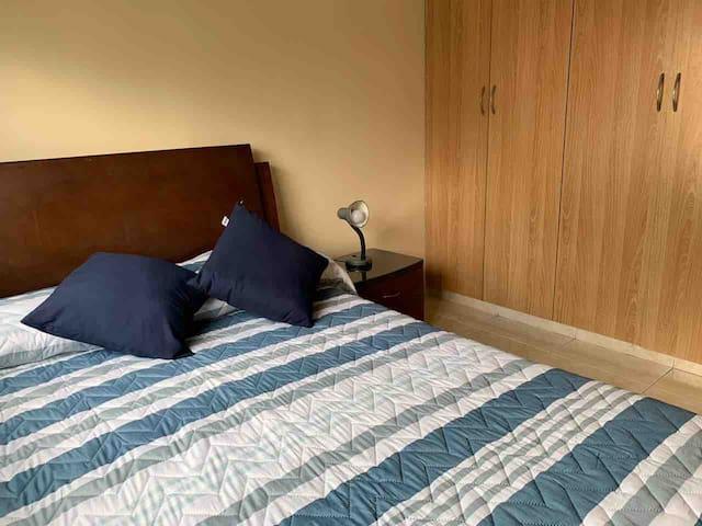 La habitación perfecta para ti. Ubicación ideal.