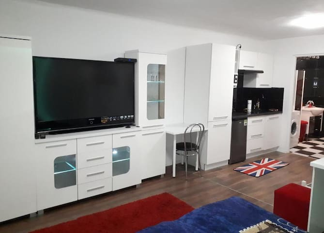 Apartament centrum Londyn