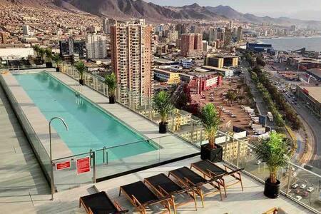 Luxury Design Apartment/ Puerto Nuevo Antofagasta.