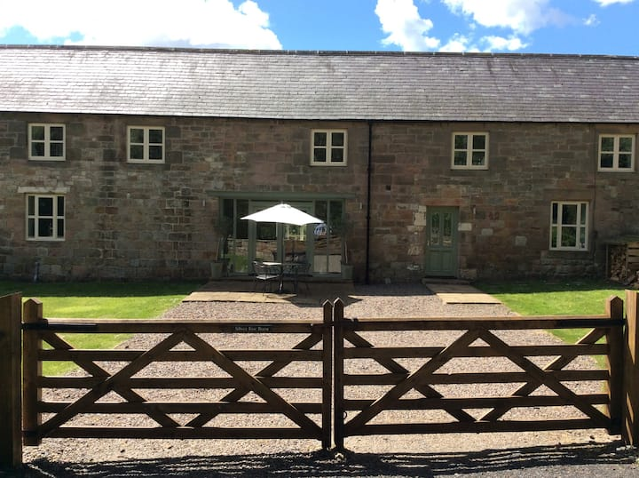 Silver Fox Barn, Chatton, near Bamburgh