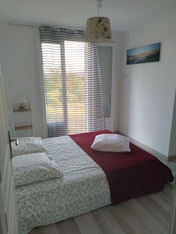 """La chambre """"Marseille"""""""