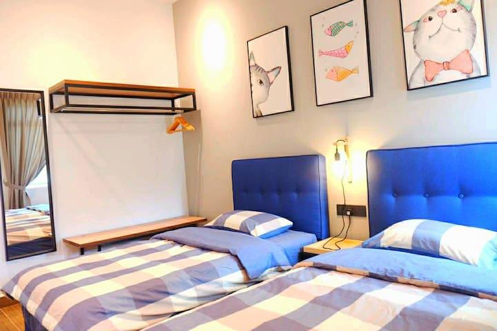 2房^^ Room 2