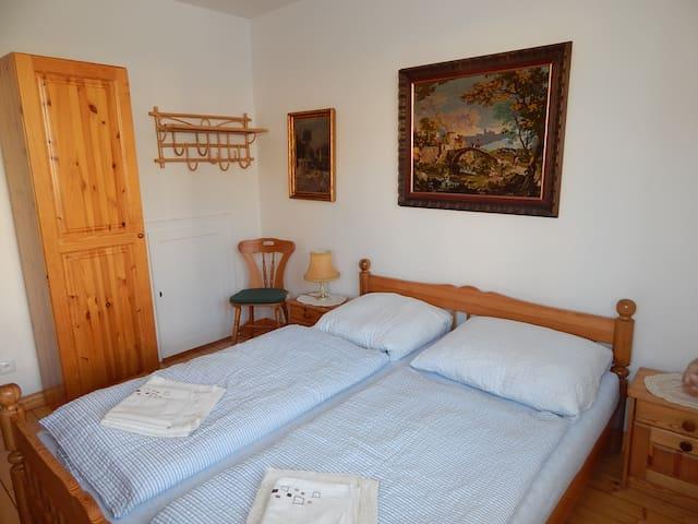 Villa Siesta 2 luzkovy pokoj - Horní Maršov - Oda + Kahvaltı