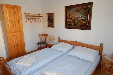 Villa Siesta 2 luzkovy pokoj - Horní Maršov - Penzion (B&B)