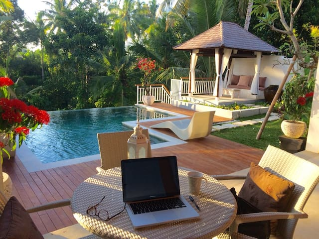 Home office!