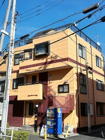 WorldBridge Japan 1/F Apartment (only ground flr)