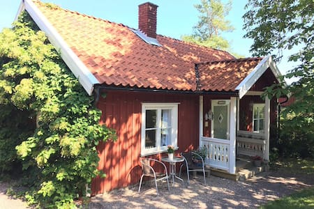 Lilla Huset Lundsbrunn B&B