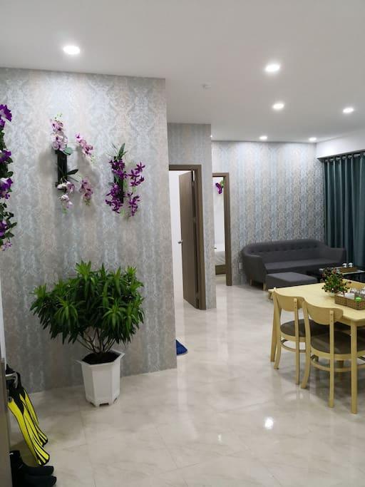 房型稀缺 客厅超大