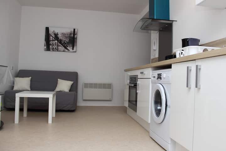 Bel appartement avec terrasse accessible  PMR