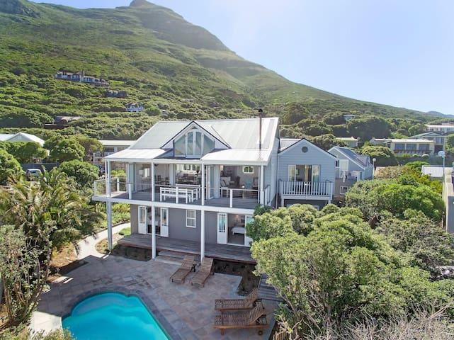 Environmentally Aware Disable Friendly Beach Villa