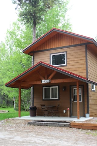 Stimson Lofted Cabin @ The Historic Tamarack Lodge