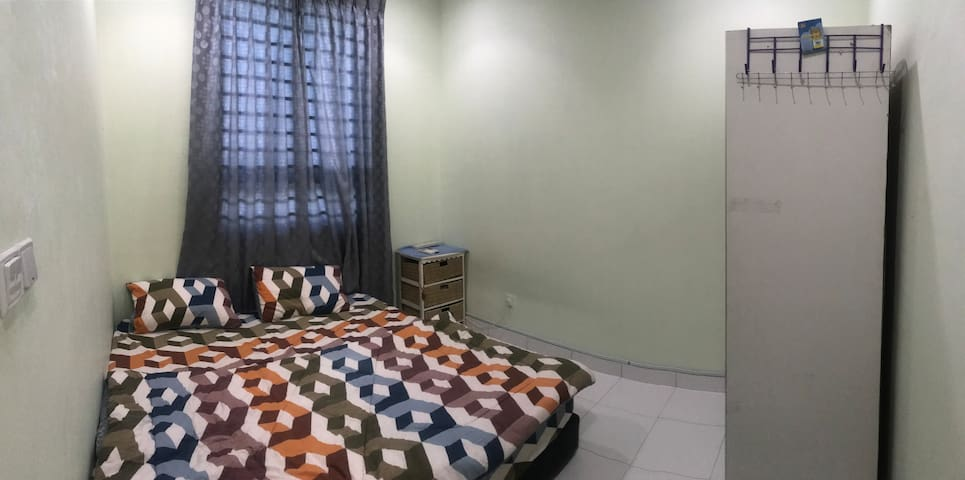 ConvenientCozyG#5-15mins to Aeon BukitIndah/Sutera