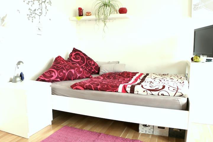 Ankommen und Wohlfühlen im Zentrum - Fulda - Apartamento