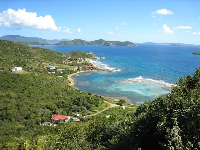 LITTLE LAGOON-Caribbean Seaside Apt in St. John VI