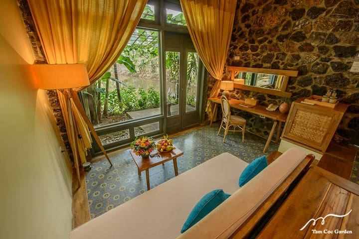 Lovely Lakeside Suite in Ninh Binh - Ninh Hải - Lägenhet