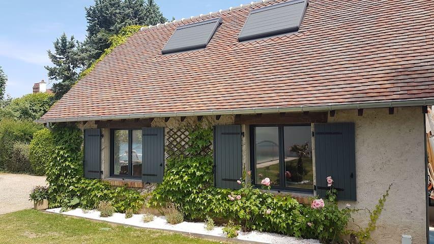 Le Cottage, havre de paix tout près de Giverny
