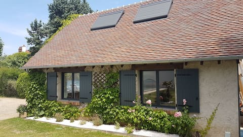 Le Cottage, a haven of peace just off Giverny