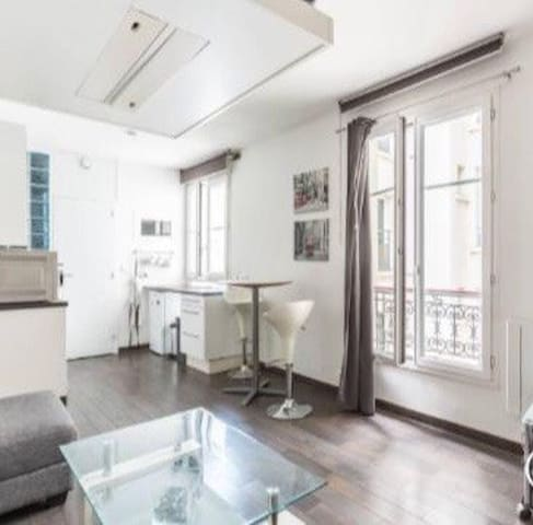 Lovely independent flat in Charonne