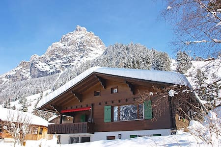 Beautiful house in a great location - Kandersteg