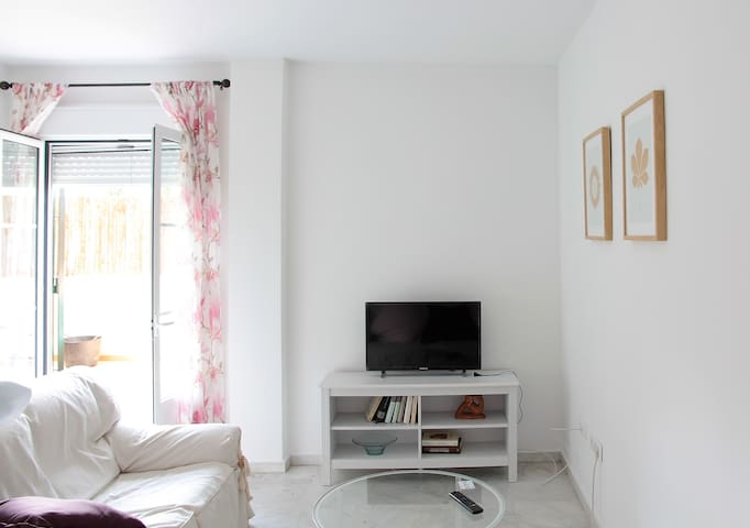 Acogedor y relajante apartamento en zona centro - Sanlúcar de Barrameda - Condominium