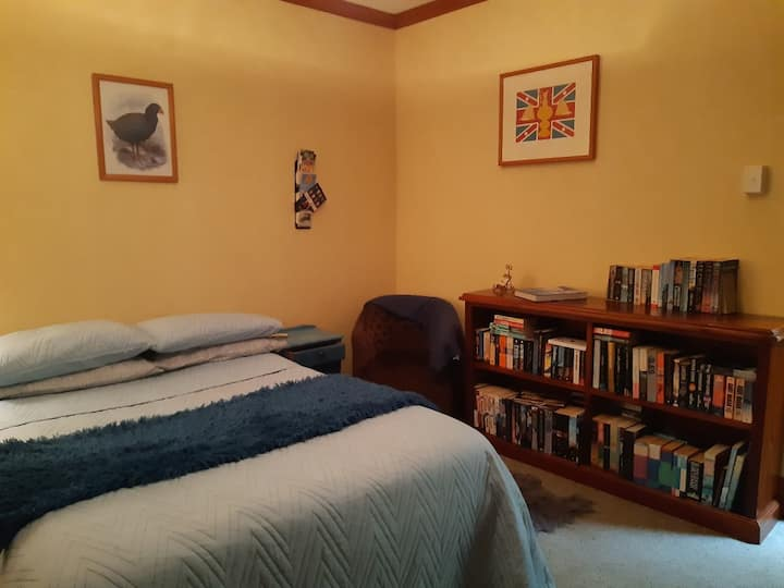 Book-lovers room on Methuen Street