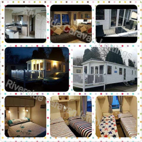 Haggerston Castle Family owned Prestige Caravan