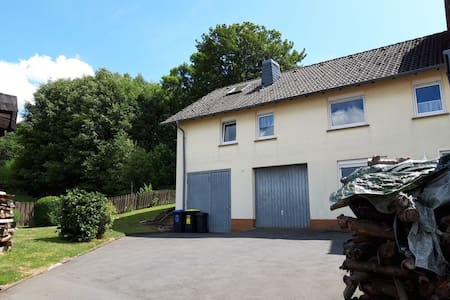 Idyllisches Ferienhaus 85qm Reulbach, Rhön