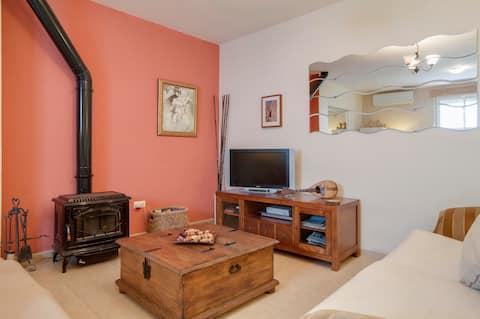Large Apartment, Nr Caminito, Lakes & wifi