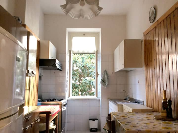 House with one bedroom in Roma, with WiFi