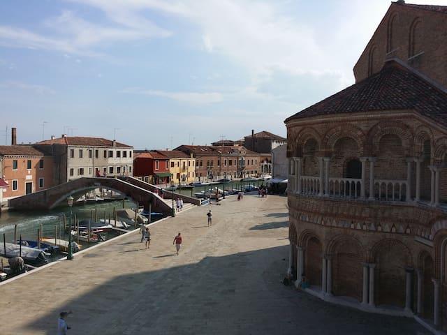 Ca' San Donato Murano Venezia - Venice - Flat