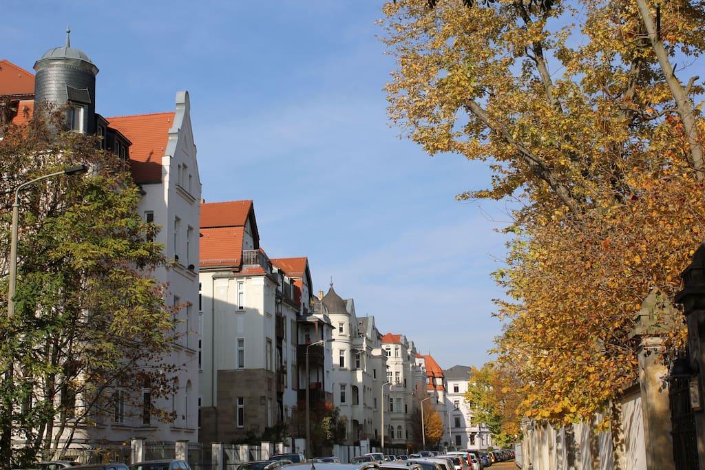 Stadtteil Gohlis-Süd