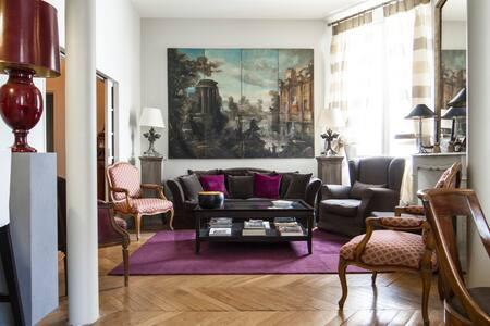 Monceau/Champs-Élysées cosy flat - Apartmen