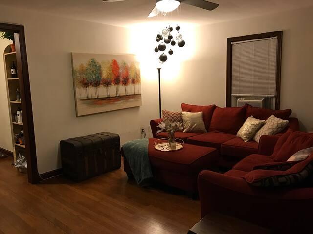 Comfy, Cozy 1BR Apartment. - Bethesda - Apartamento