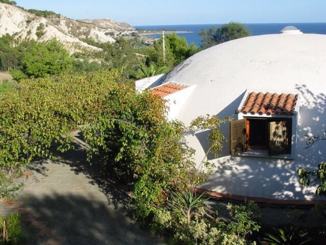 Villa a cupola Baia dei Gelsomini - Palizzi Marina - Palizzi