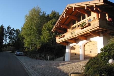 5-Sterne-Ferienhaus in der Forststraße
