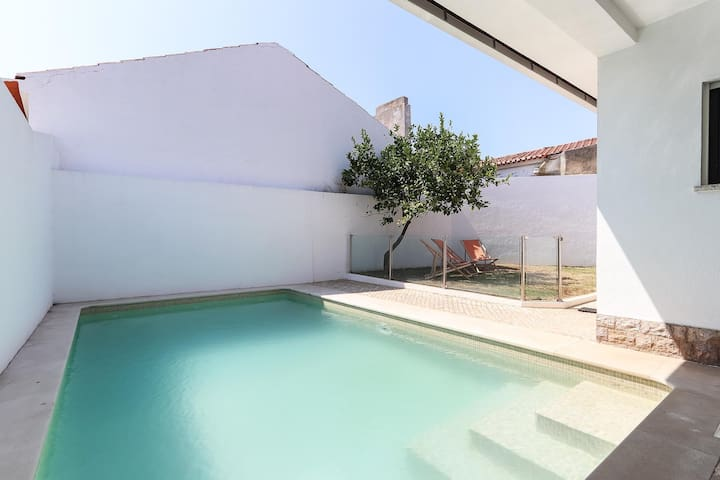 PAREDE VILLA WITH POOL by HOMING