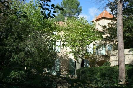 Appartement dans bastide provençale - La Tour-d'Aigues