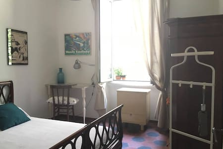 Double room Testaccio - Rom - Wohnung